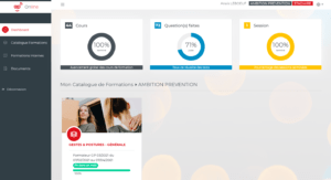 plateforme LMS formation Elearning